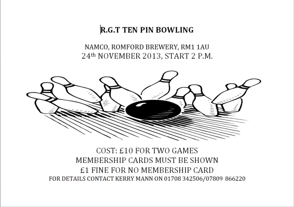 So you'd better bring your membership card then! Grrr